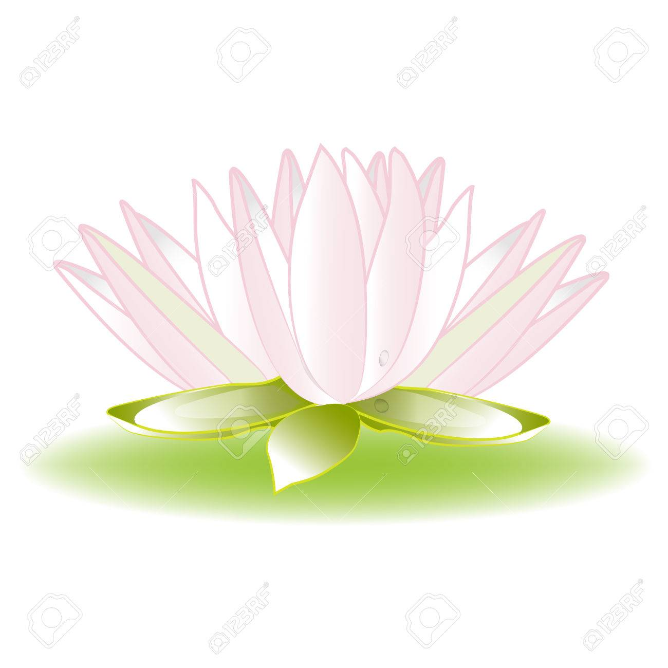 Lotus flower logo vector image icon royalty free cliparts vectors lotus flower logo vector image icon stock vector 79928344 izmirmasajfo