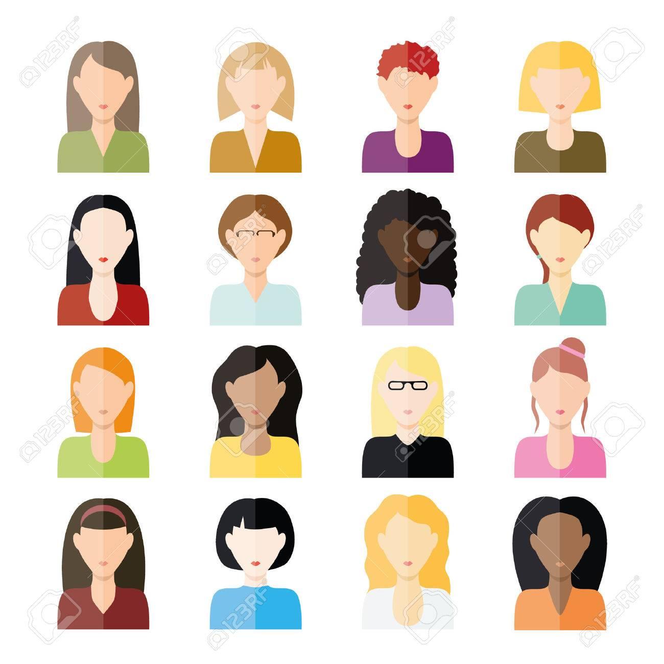 women icons - 35293637