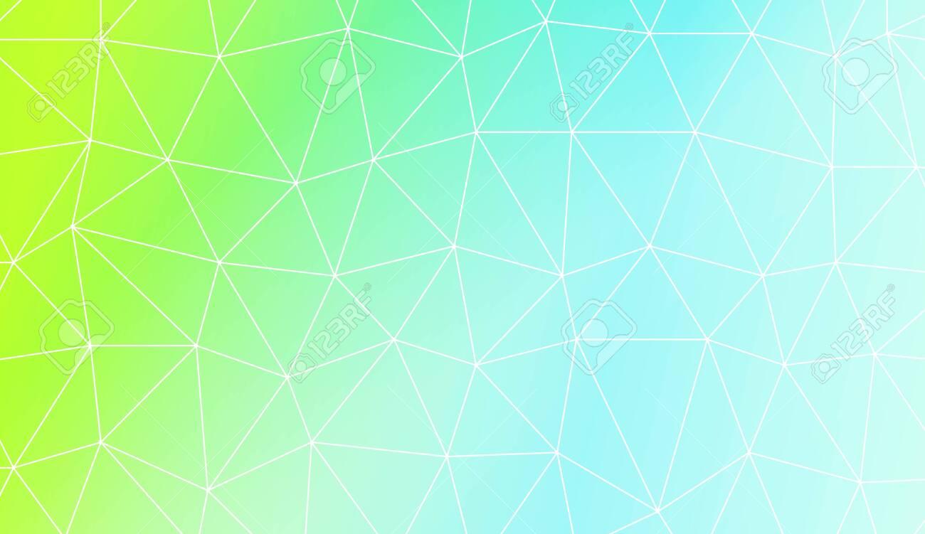 Modern Pattern In Triangles Style Decorative Design For Interior Wallpaper Smart Design Fashion Print Vector Illustration Blurred Background