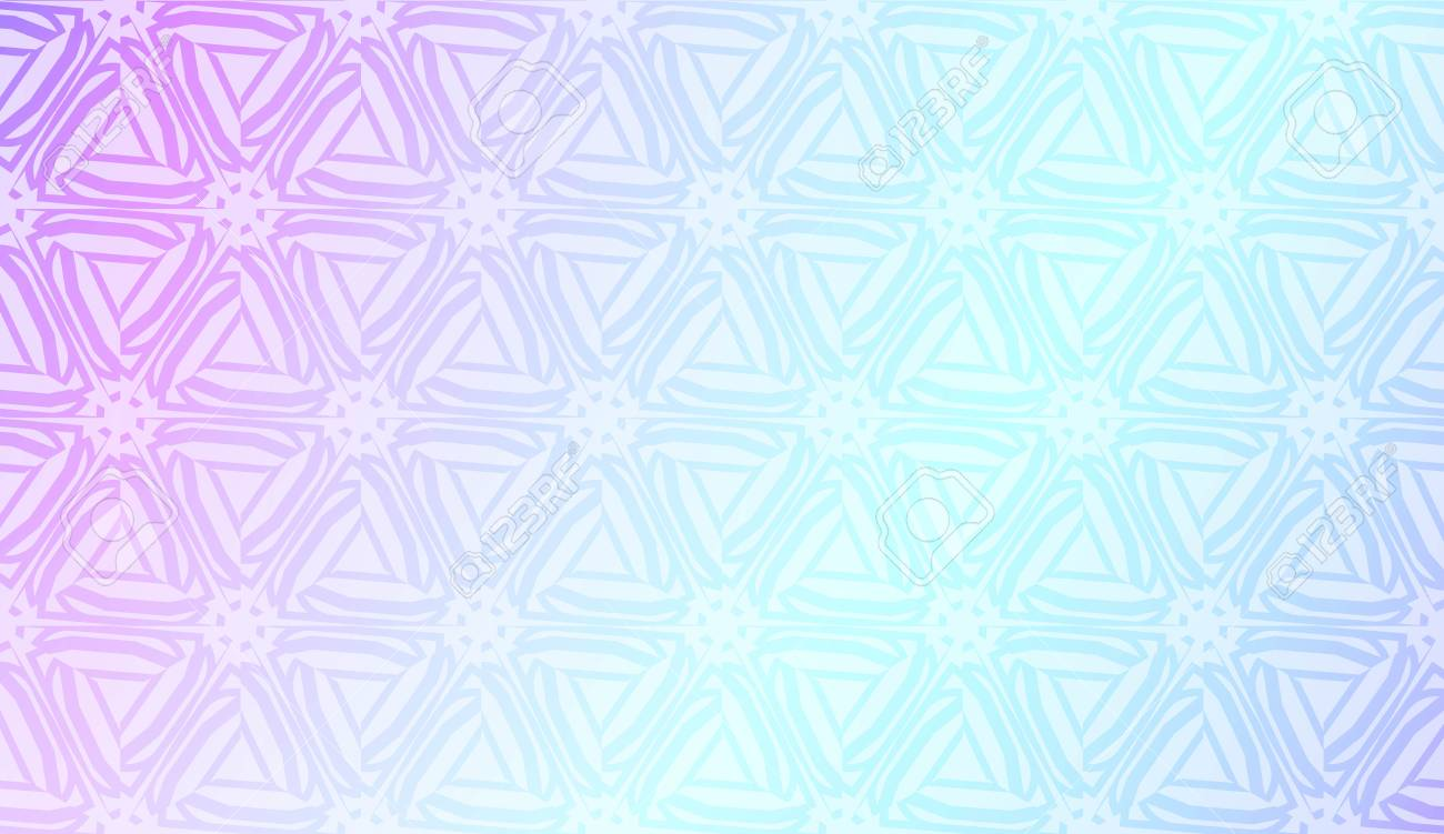 Geometric Pattern With Pastel Color Gradient Color Background Royalty Free Cliparts Vectors And Stock Illustration Image 125761933