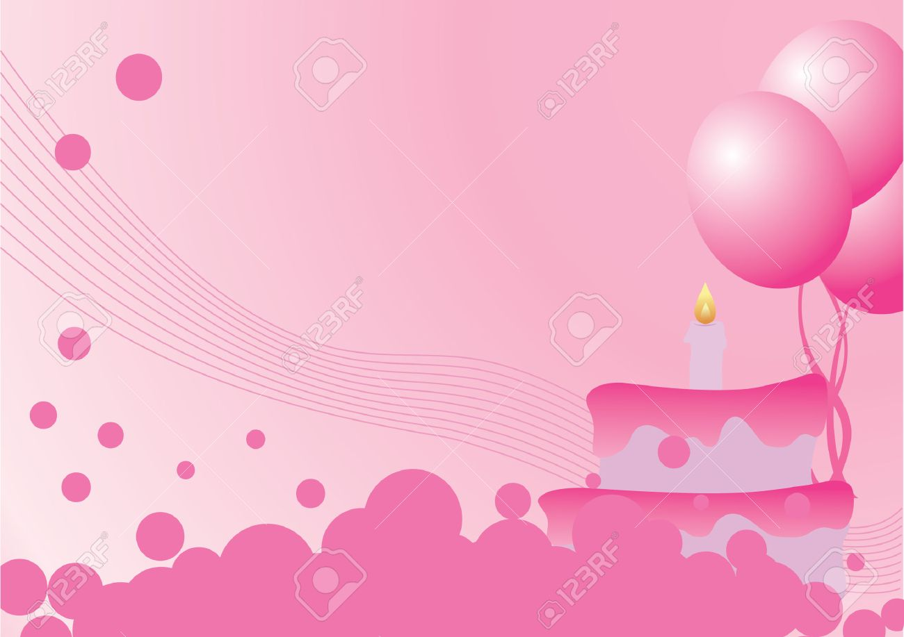 Birthday Background Royalty Free Cliparts Vectors And Stock