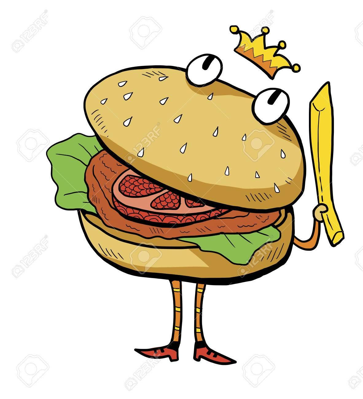 """Résultat de recherche d'images pour """"burger dessin"""""""