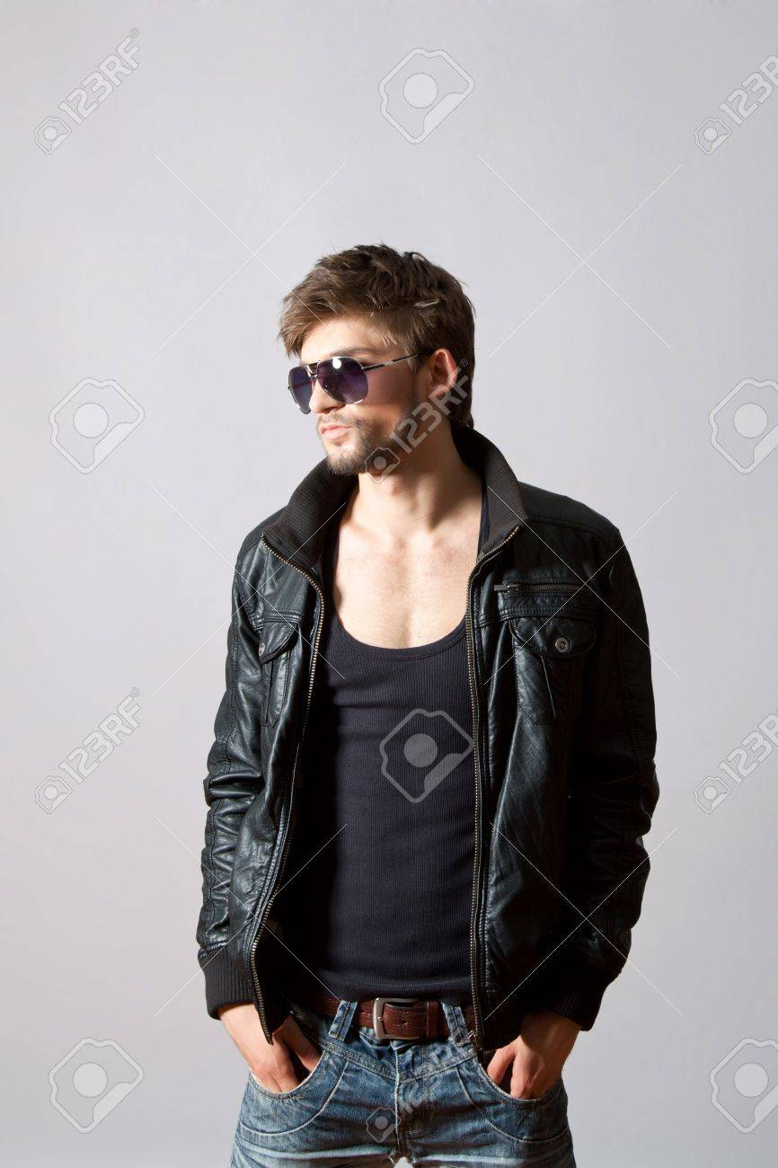 Fashion man Stock Photo - 10748393