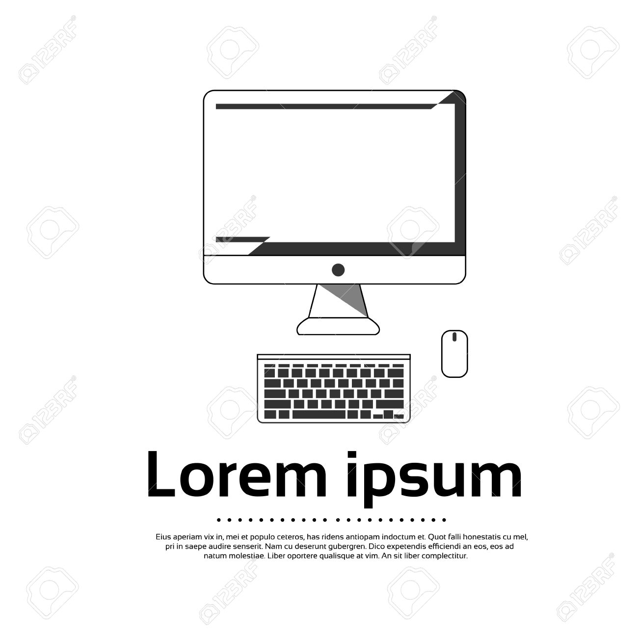 デスクトップ ロゴ コンピューター ワークステーション アイコン