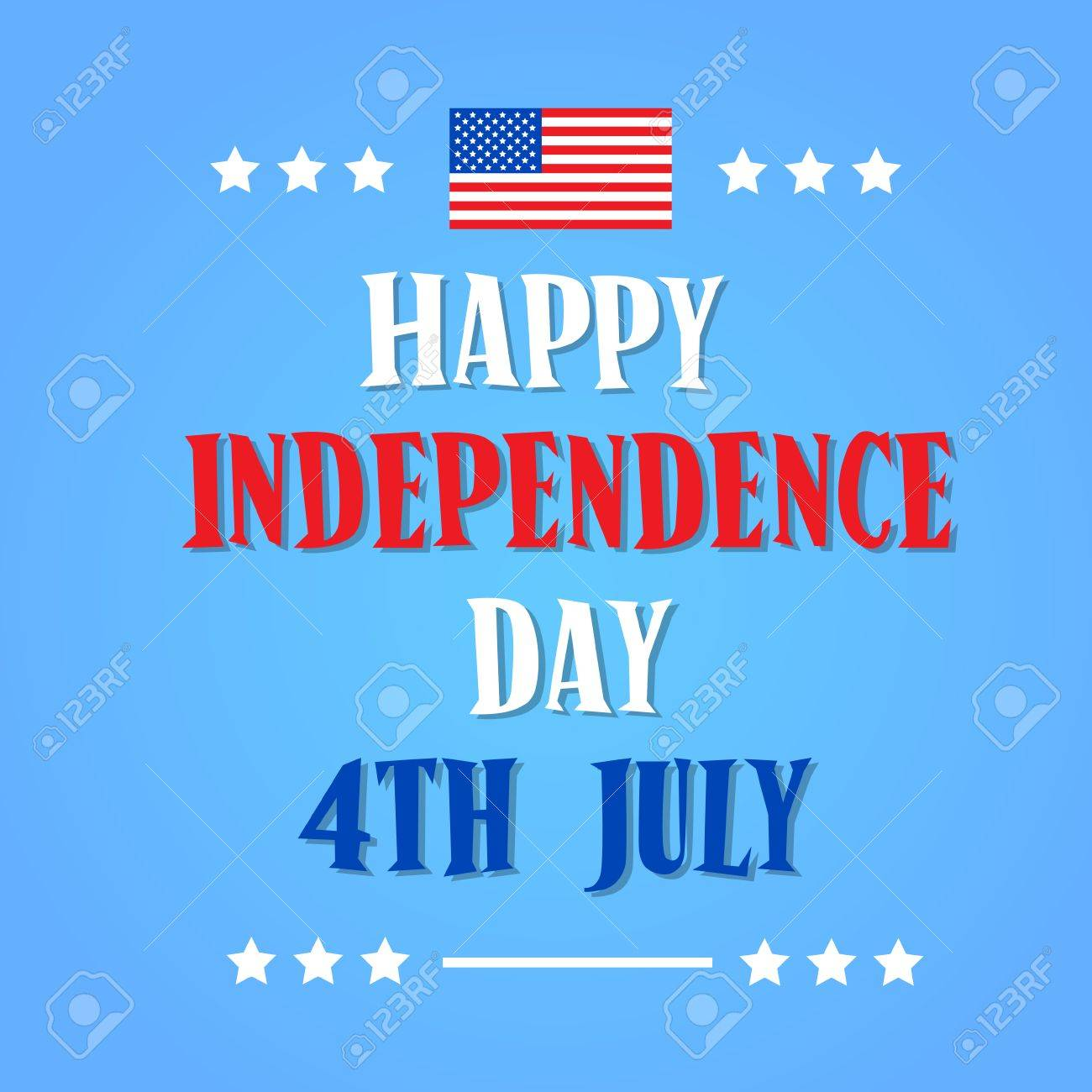 Happy Independence Banners Guide Banners