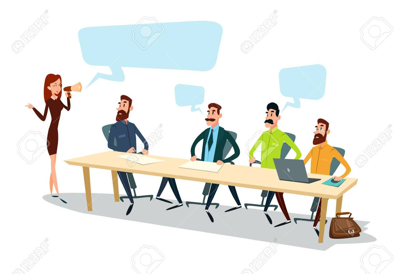 business people group presentation, businesspeople team training