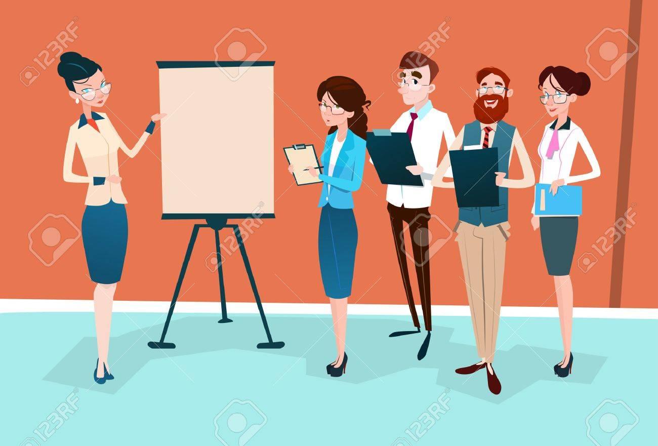 Group Presentation Clipart