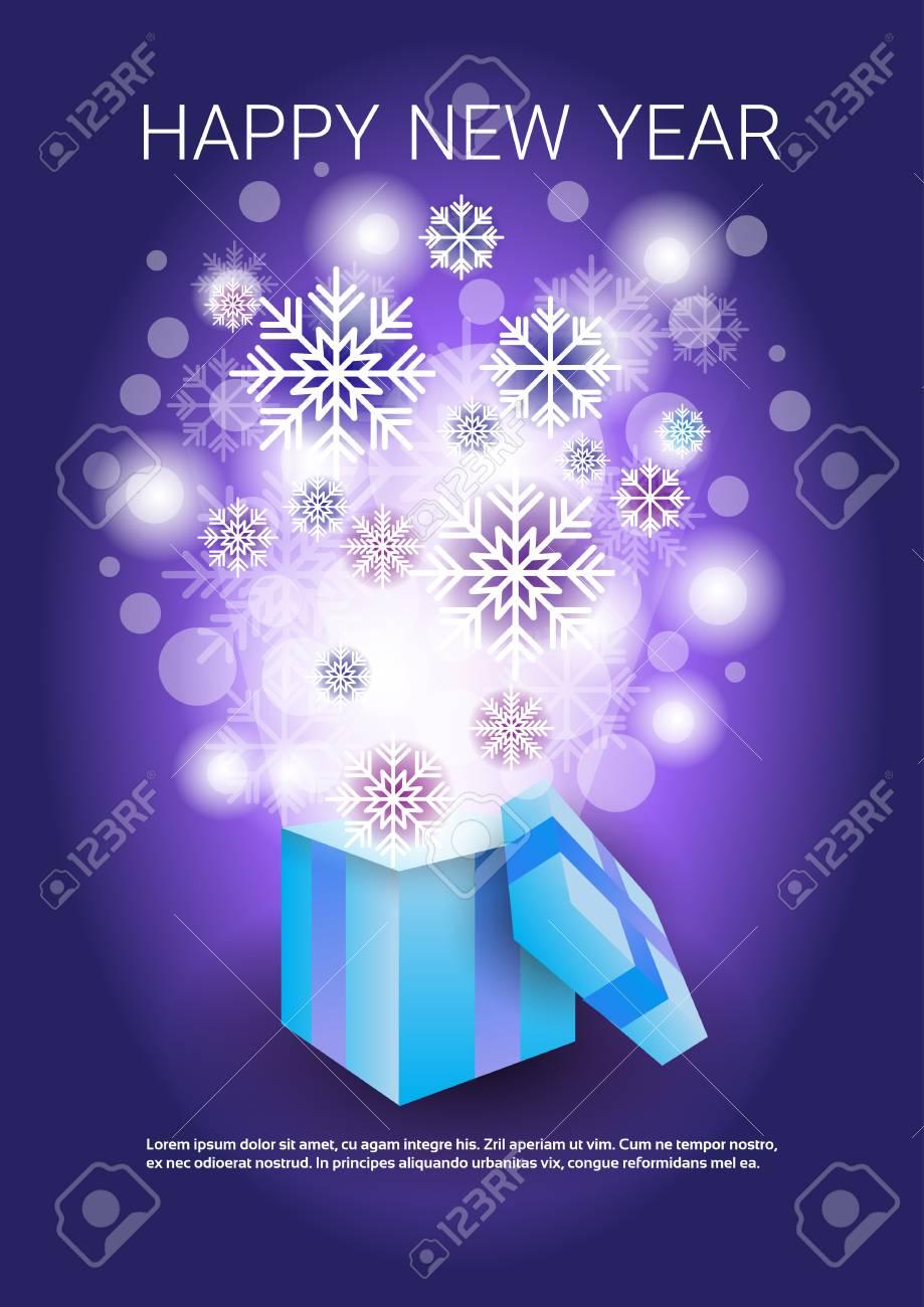 happy new year decoration celebration banner flat vector illustration stock vector 64888100