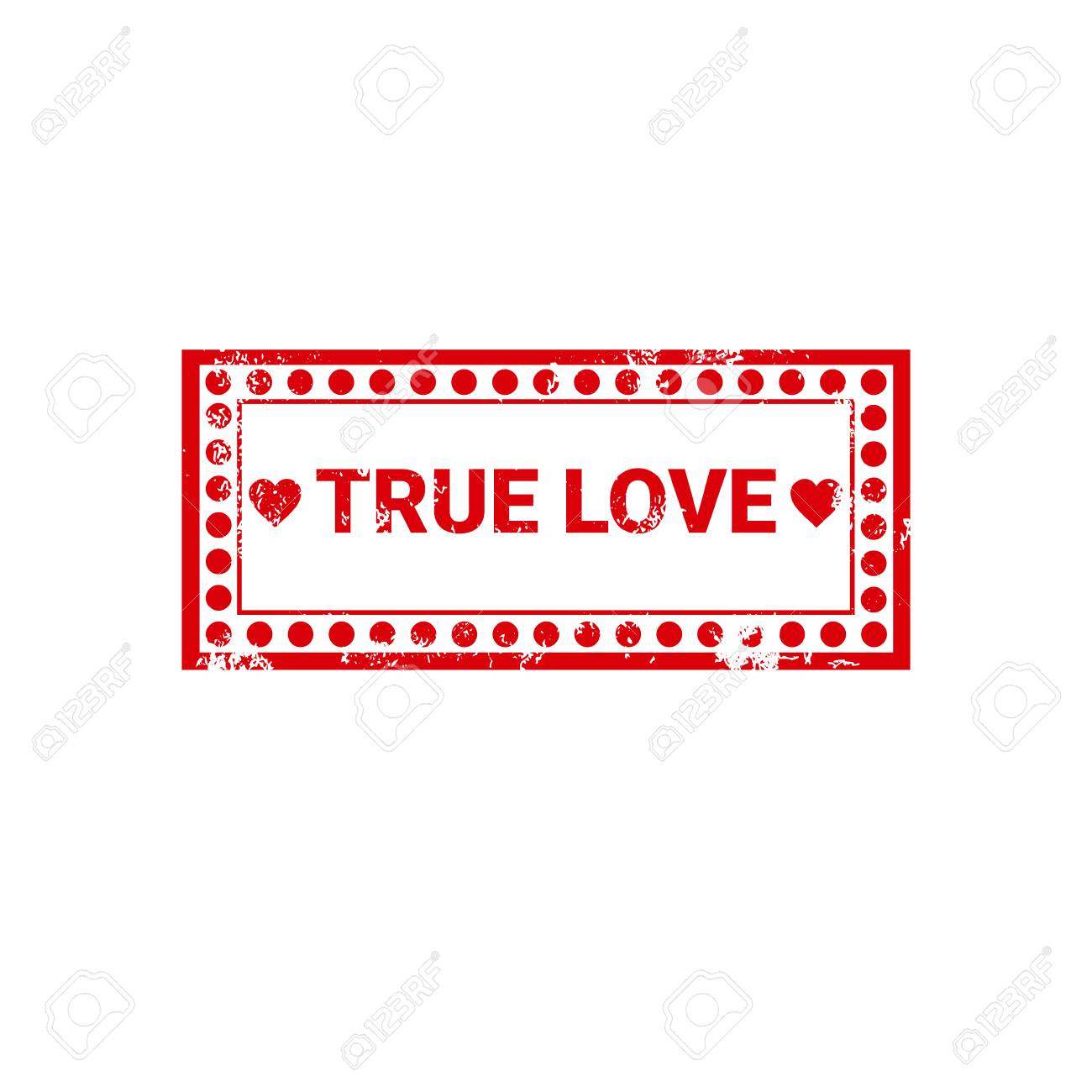 Valentine Day Gift Card Holiday Love Sticker Stamp Flat Vector