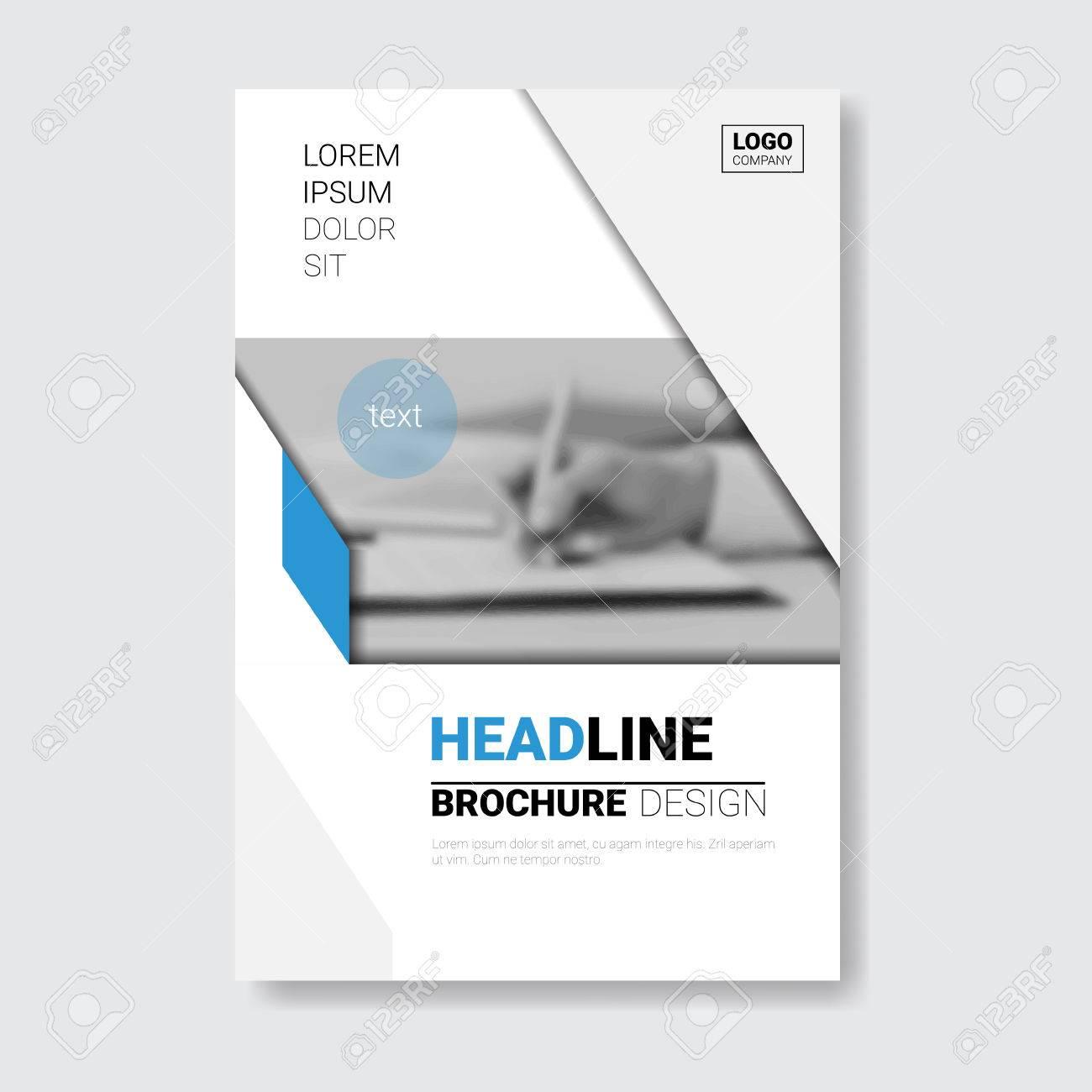 Template Design Brochure Annual Report Magazine Poster Corporate Presentation Portfolio