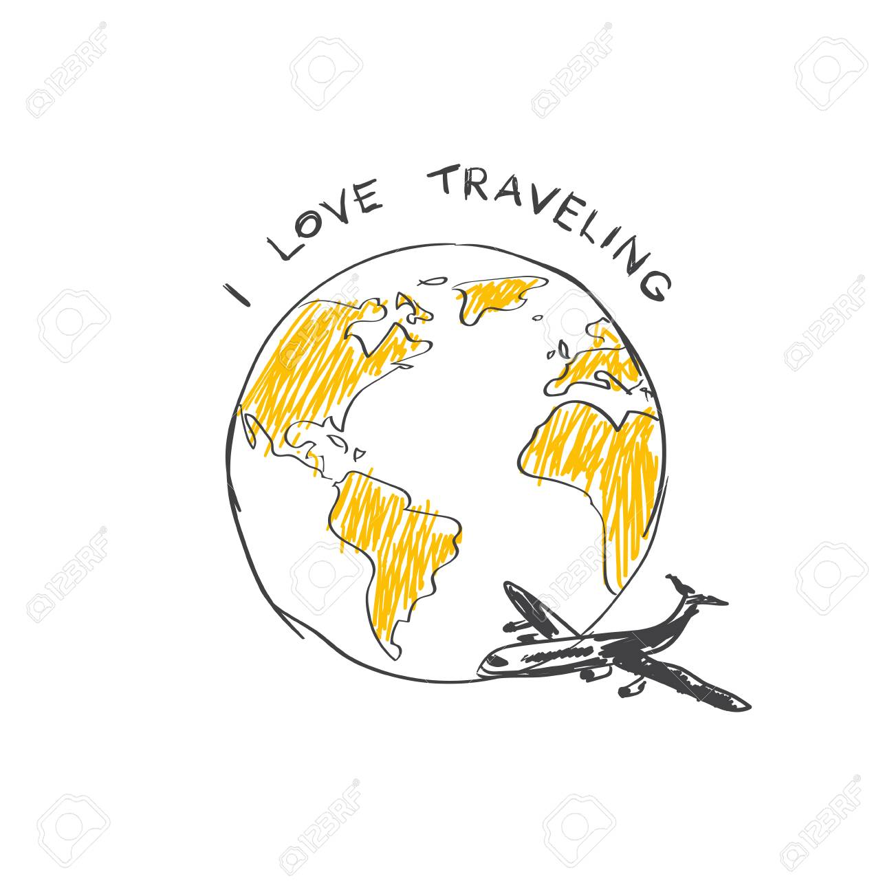 i love travelling quotes