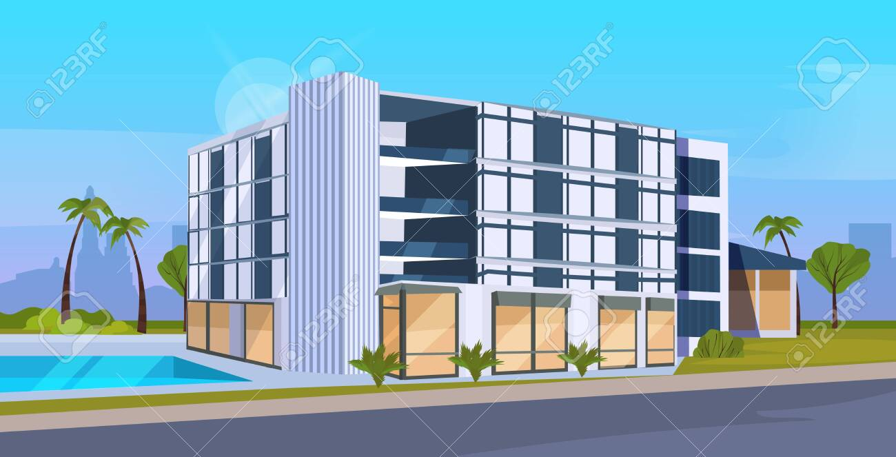 Modern Hotel Office Building Exterior With Large Panoramic Windows Royalty Free Cliparts Vectors And Stock Illustration Image 128373750,Web Development And Design Foundations With Html5 8th Edition