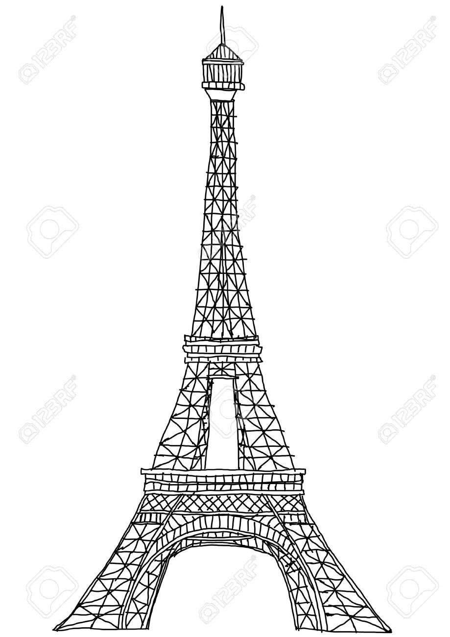 Eiffel Tower - 13465498