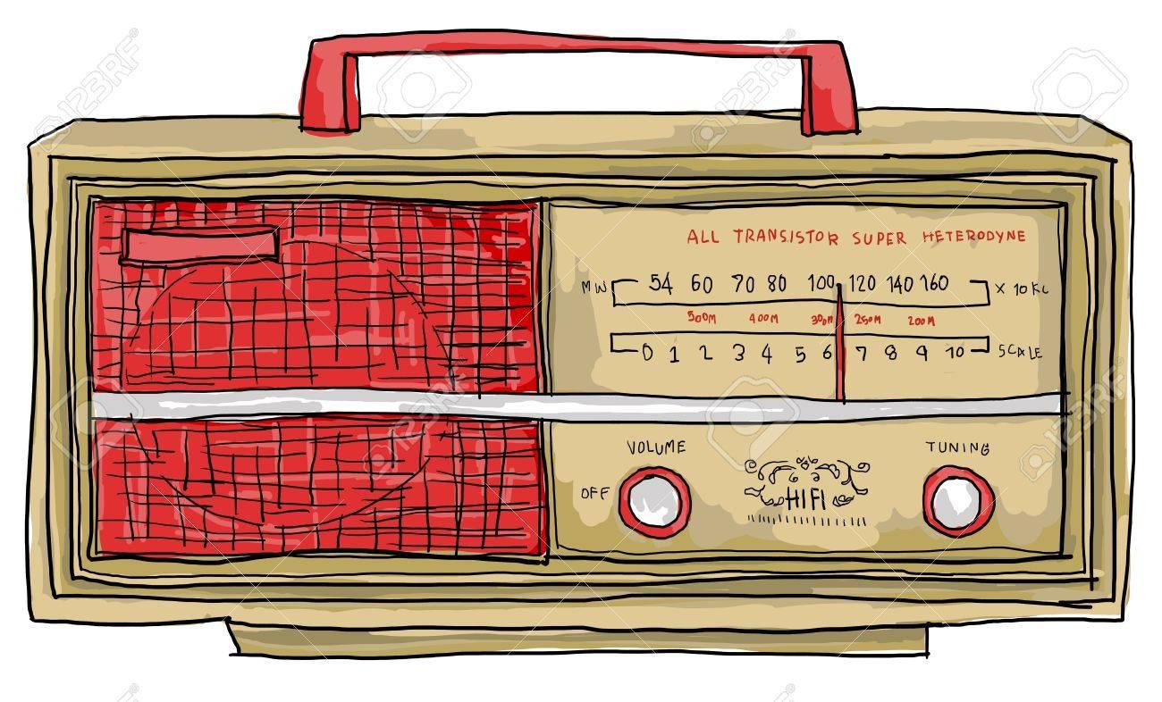radio vintage - 14981461
