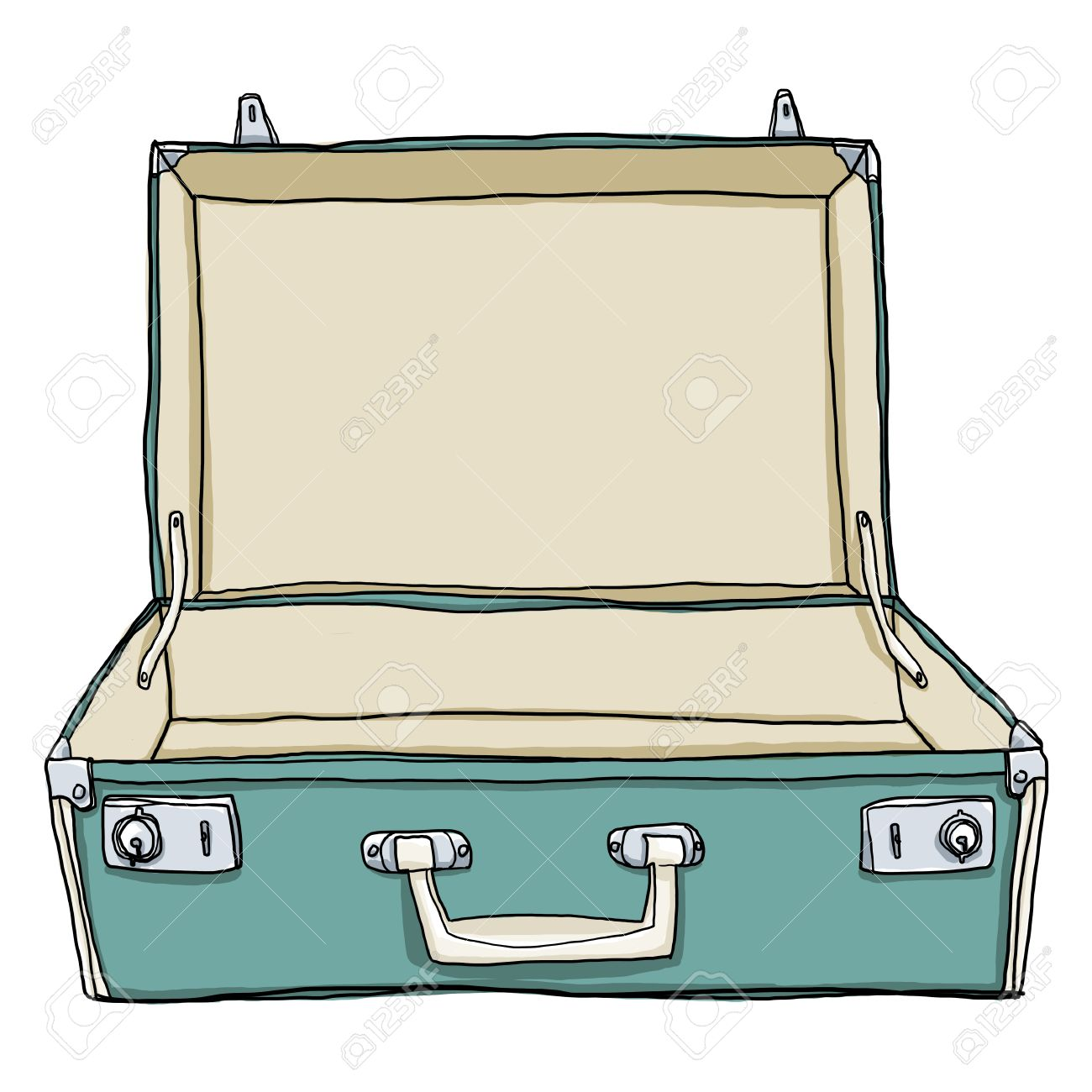 Image result for empty suitcase