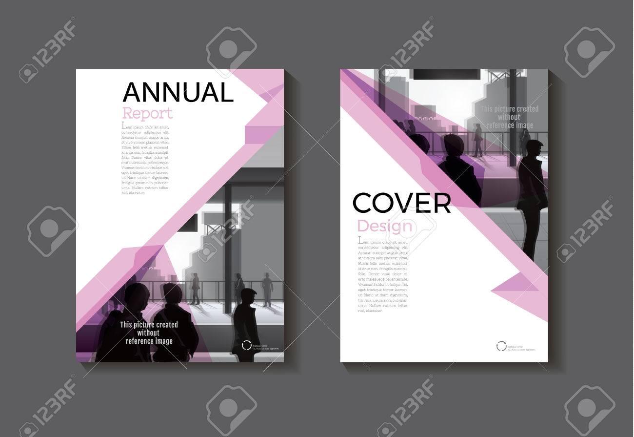 Rosa Cover-Design Moderne Buchcover Zusammenfassung Broschüre Cover ...