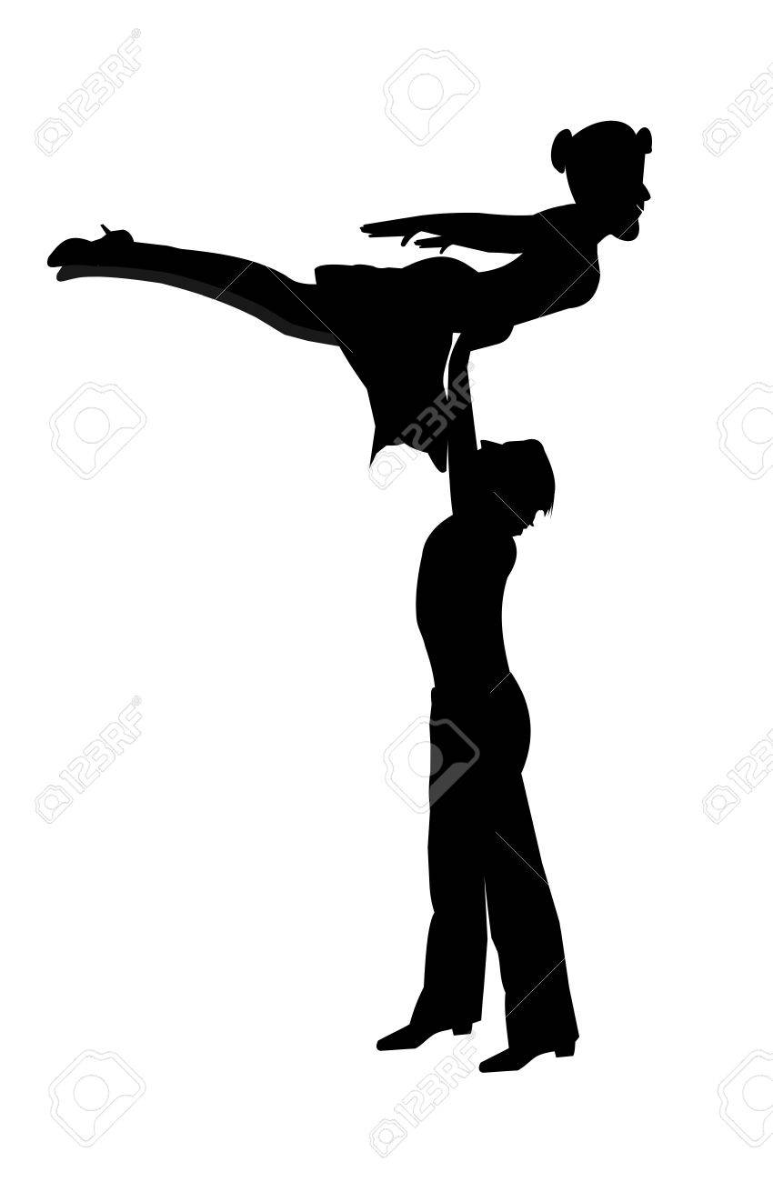 dancers in the air - 20011297