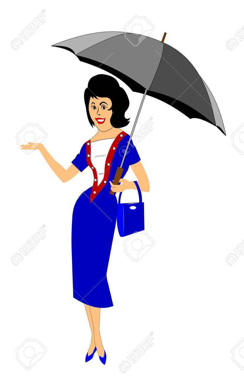 is it raining out concept Stock Vector - 21220729