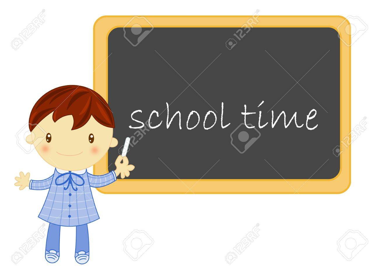school time Stock Photo - 10631388