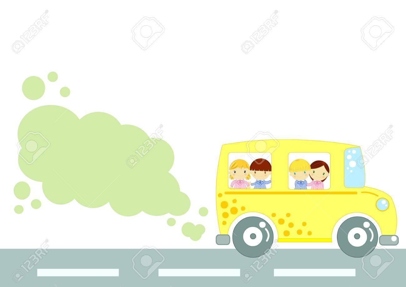 school bus Stock Photo - 10631385