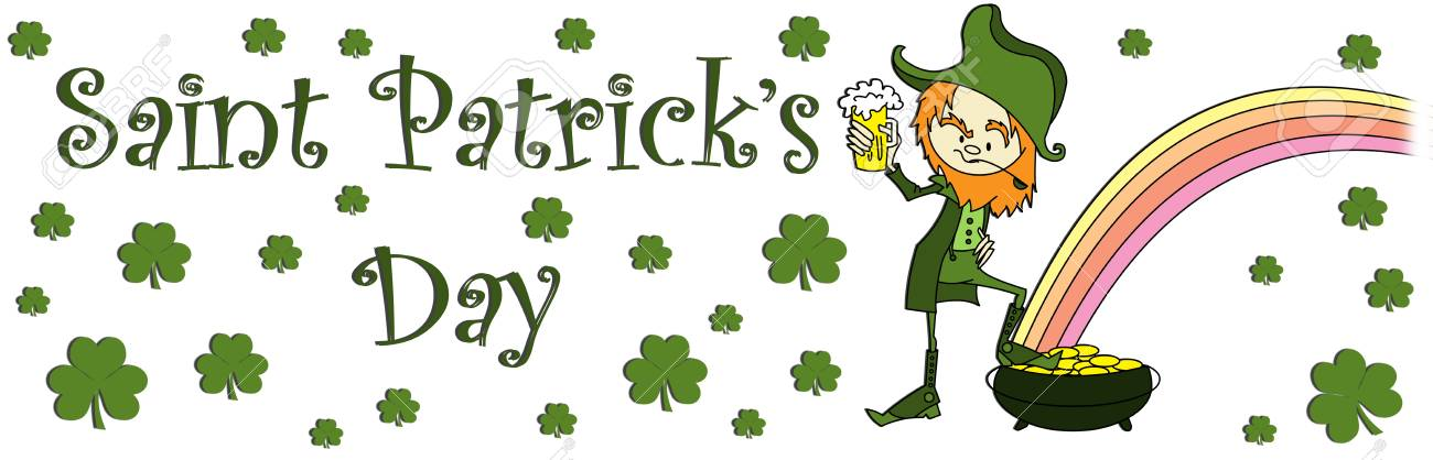Saint Patrick s day Stock Photo - 13702336