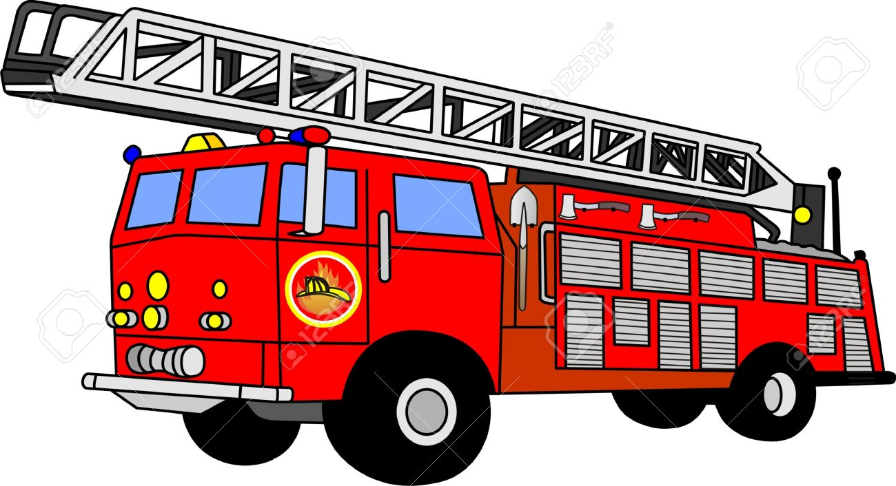 fire truck royalty free cliparts vectors and stock illustration rh 123rf com vintage fire truck vector fire truck vector free download