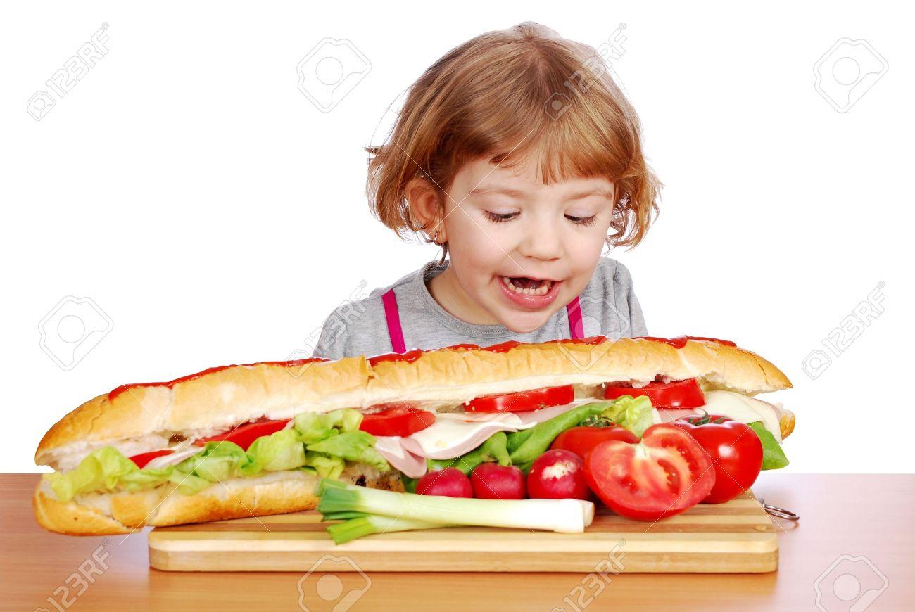 Big Girl Eat
