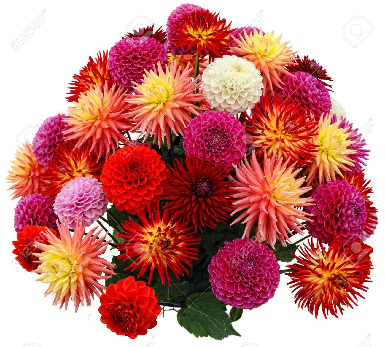 Flower arrangement of chrysanthemums and dahlias stock photo flower arrangement of chrysanthemums and dahlias stock photo 5541438 izmirmasajfo