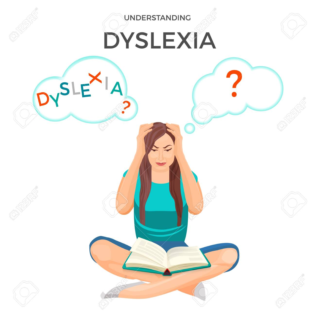 Understanding Dyslexia And Reading >> Understanding Dyslexia Known As Mental Disorder Trouble With