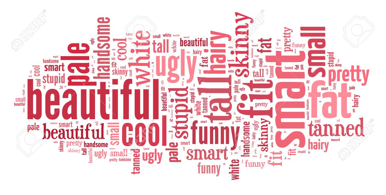 Personal Attributes Word Cloud Stock Photo, Picture And Royalty ...