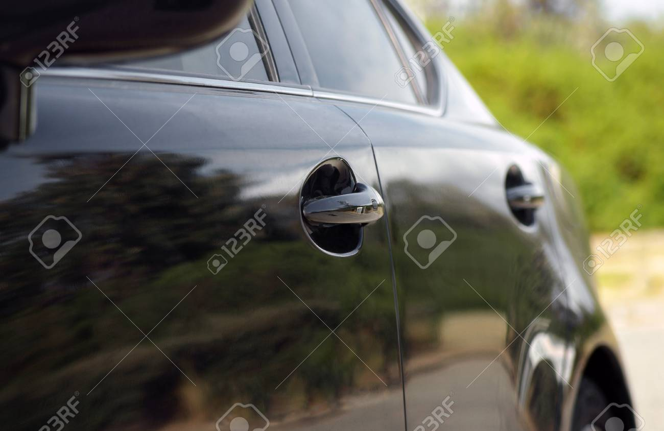 modern car detail closeup. shallow DOF Stock Photo - 16420004