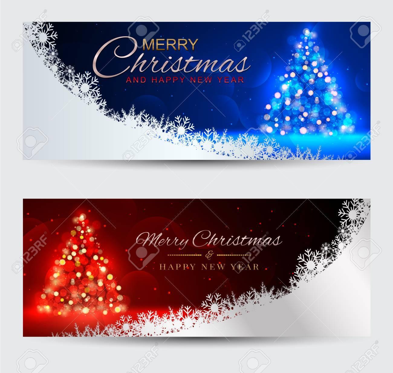 Satz Frohe Weihnachten Und Guten Rutsch Ins Neue Jahr Der Eleganten ...