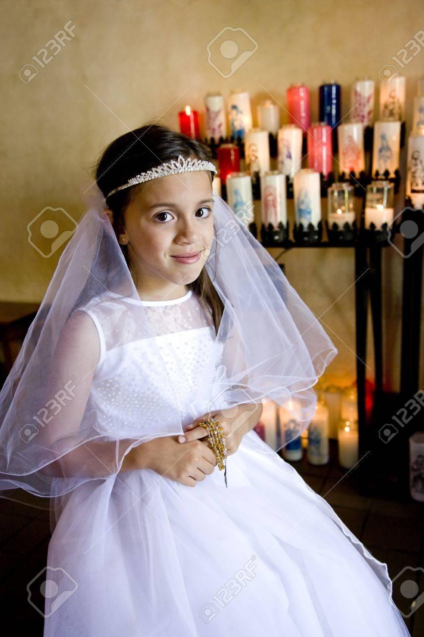 Vestidos de comunion rosario