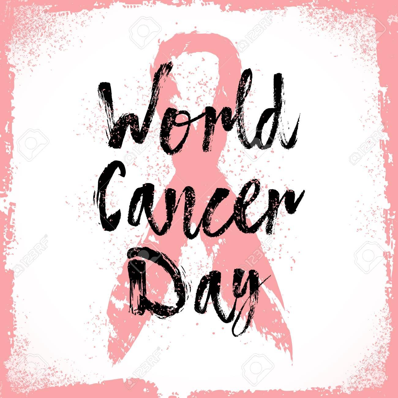 En commun Journée Mondiale Contre Le Cancer Signe Une Citation Sur La @LR_17