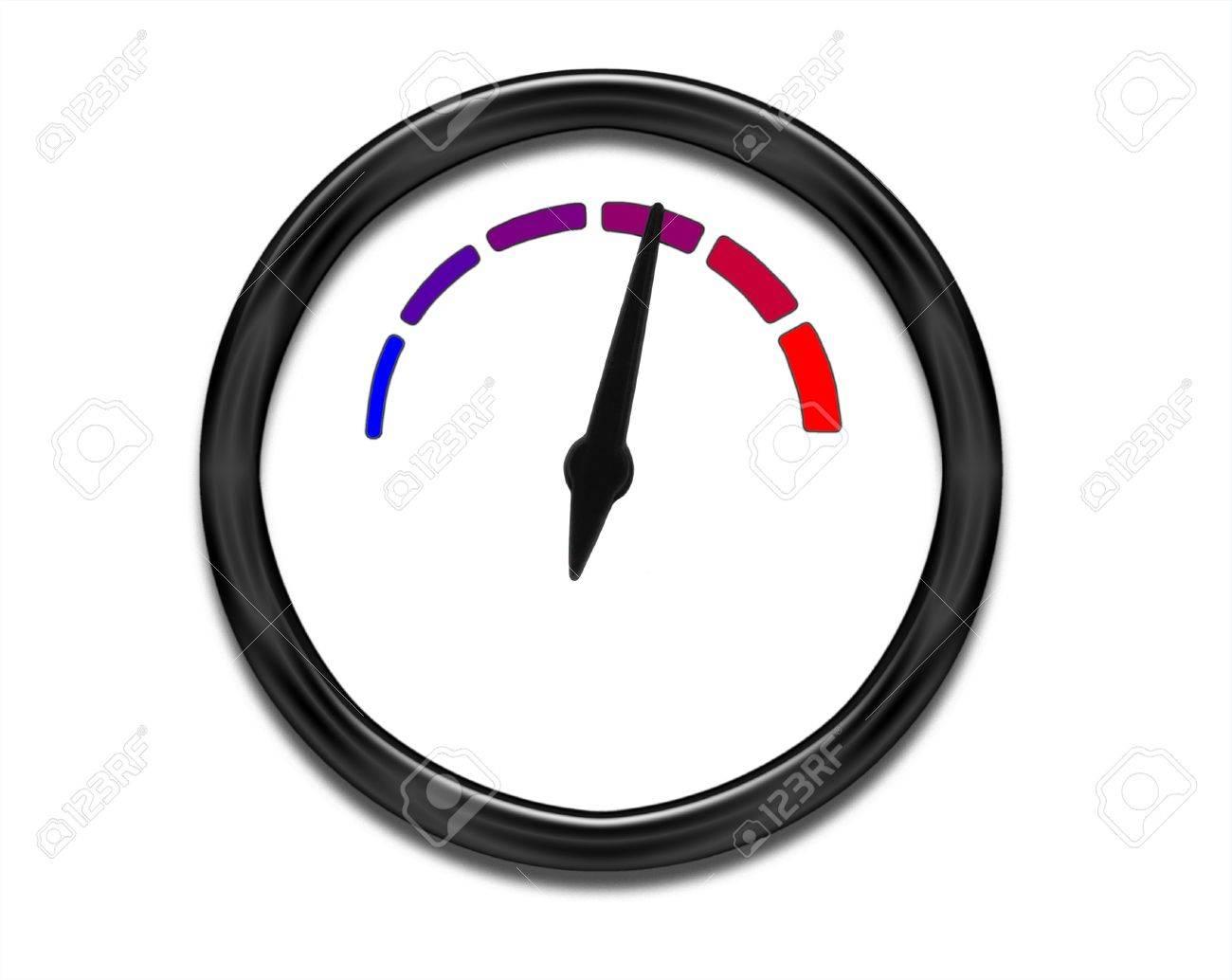 Temperature rising - stress, pressure, global warming concept Stock Photo - 8148520