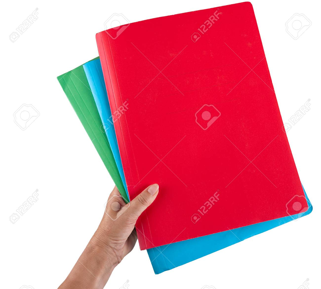 Business document files Stock Photo - 10090865