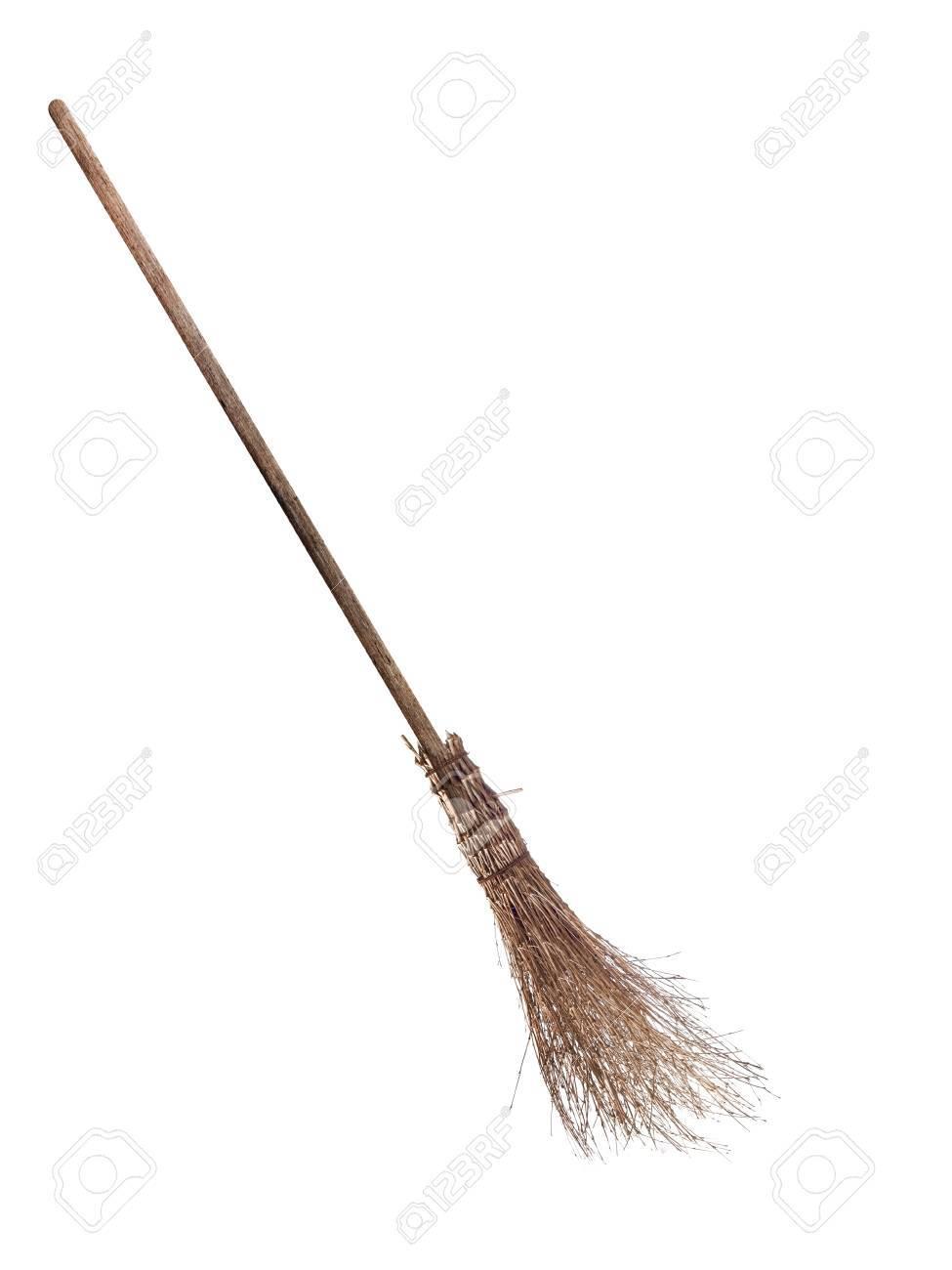Besom, broom  Halloween etc  Means of transport?