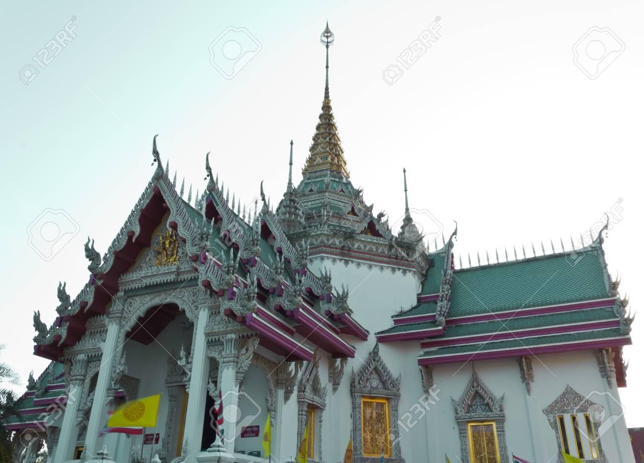 Thai Temple Stock Photo - 11905295