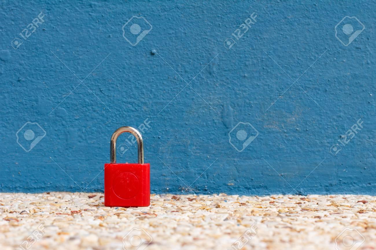 Red Keypad Stock Photo - 17986134