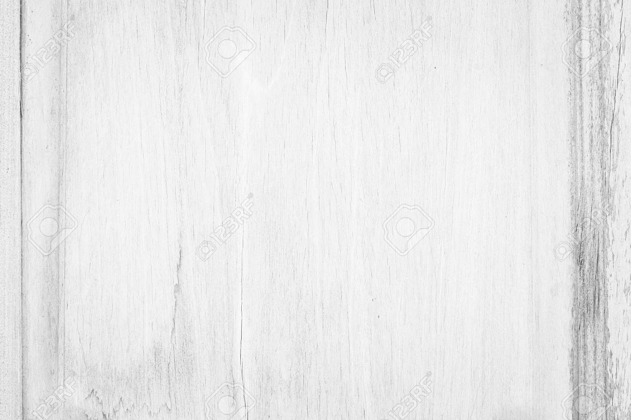 Table Top View Of Wood Texture In White Light Natural Color Background
