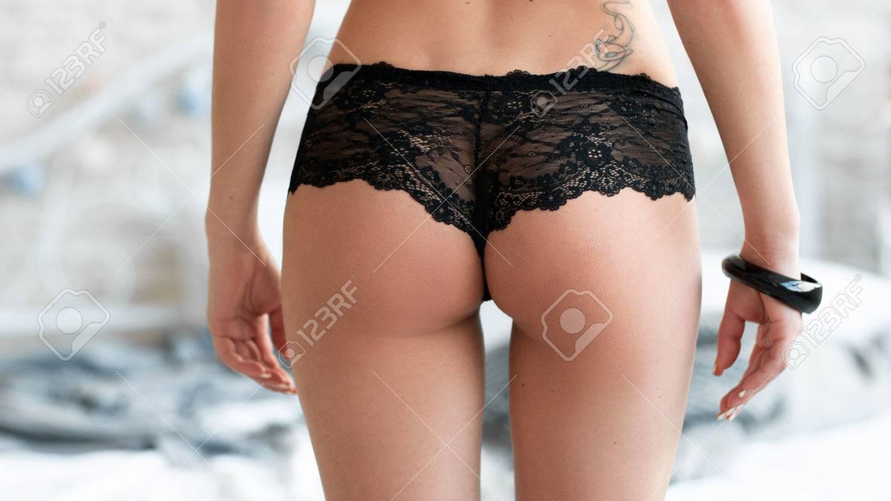 Butt wife bbc panties