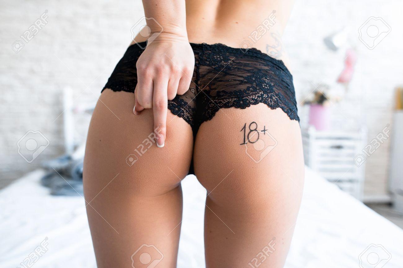 sexy nackten hintern