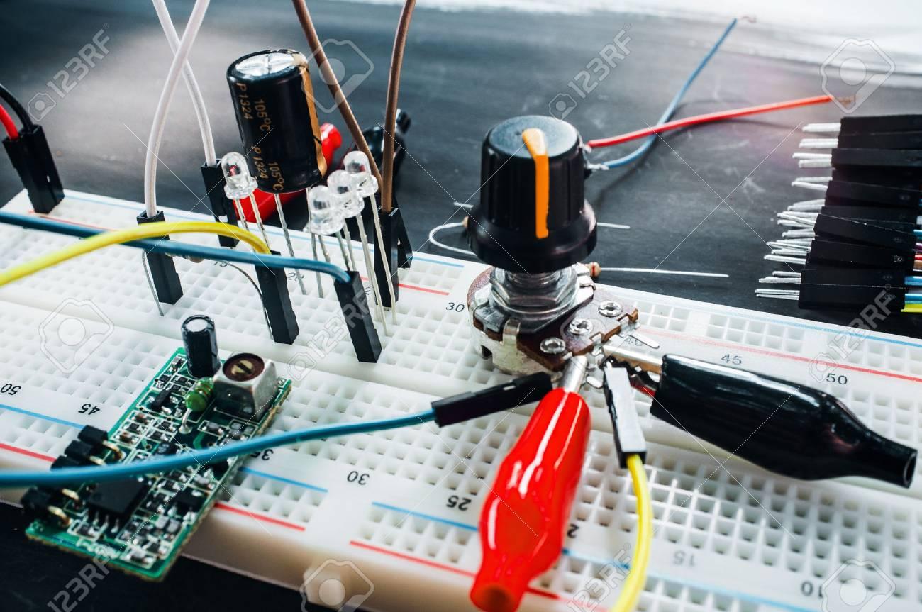 Electronics Construction Development Innovation Experiment Robotics