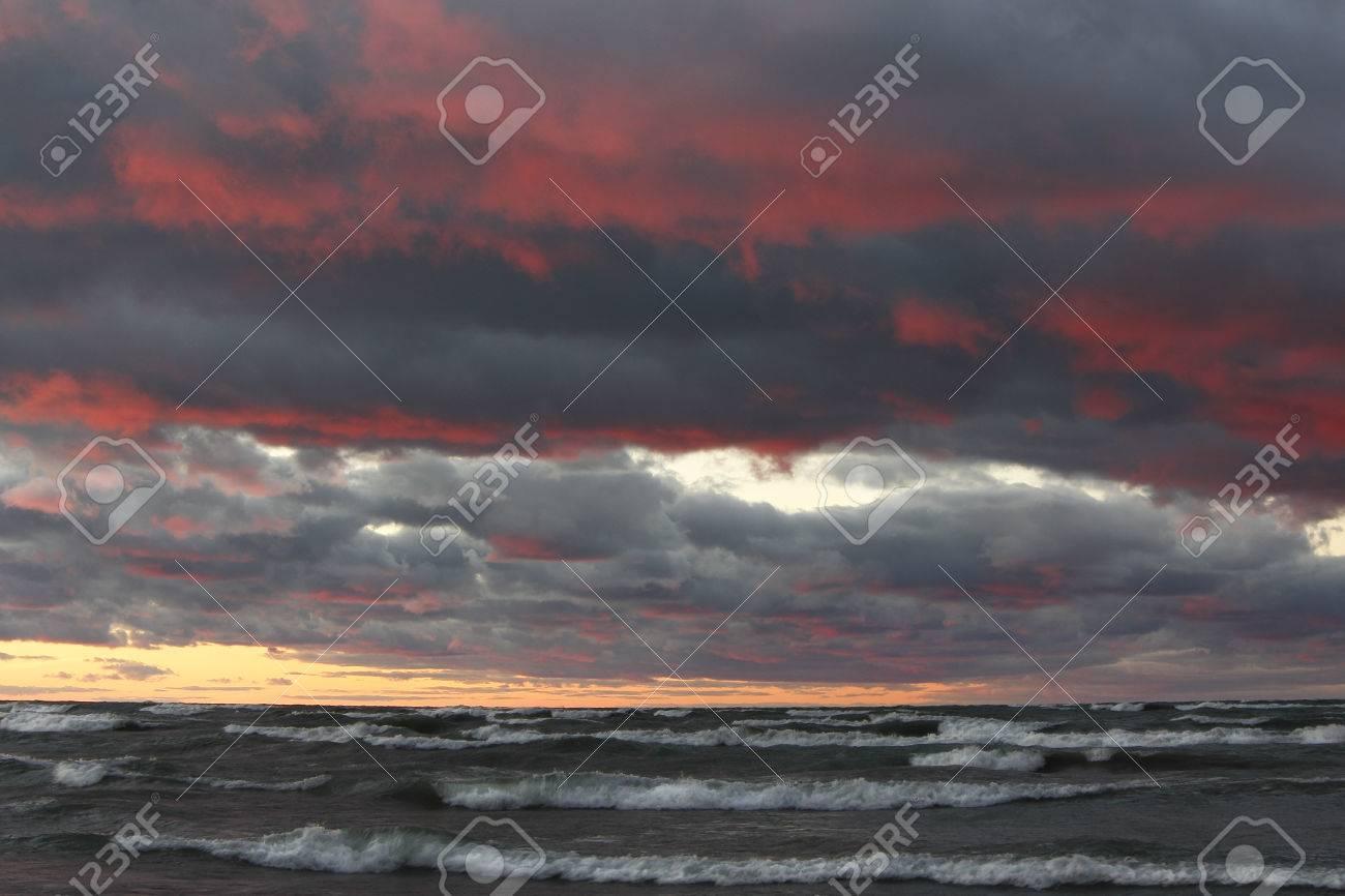 Bend Sunset at Sunset Grand Bend