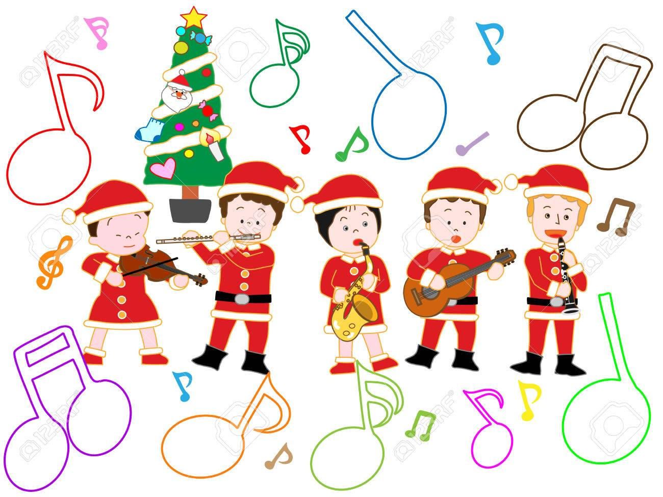 Christmas Concert.Fun Kids Christmas Concert
