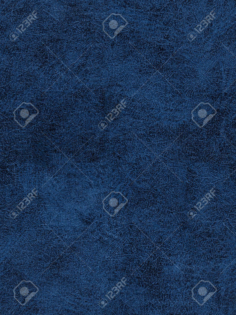 Close-up of blue leather-cloth for texture or background Stock Photo - 6656500