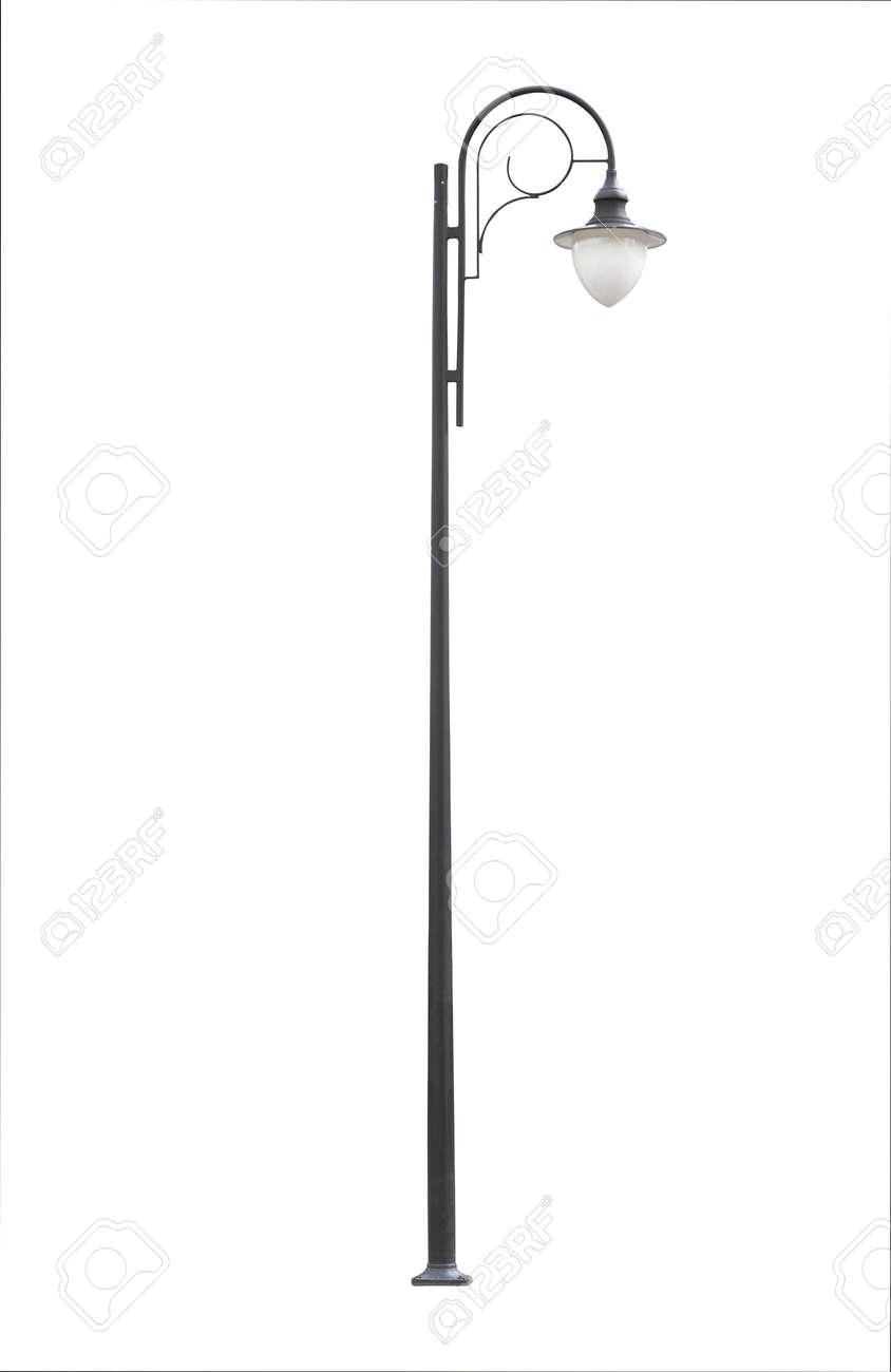 12077521 une photo isol%C3%A9e d un lampadaire vieille rue Résultat Supérieur 15 Superbe Lampadaire De Rue Pic 2017 Sjd8