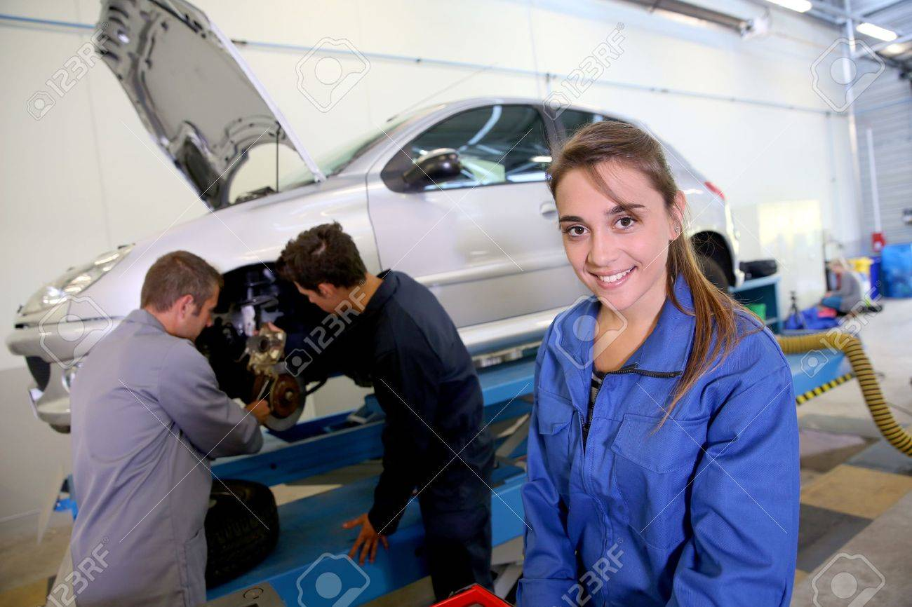 free auto mechanic training videos