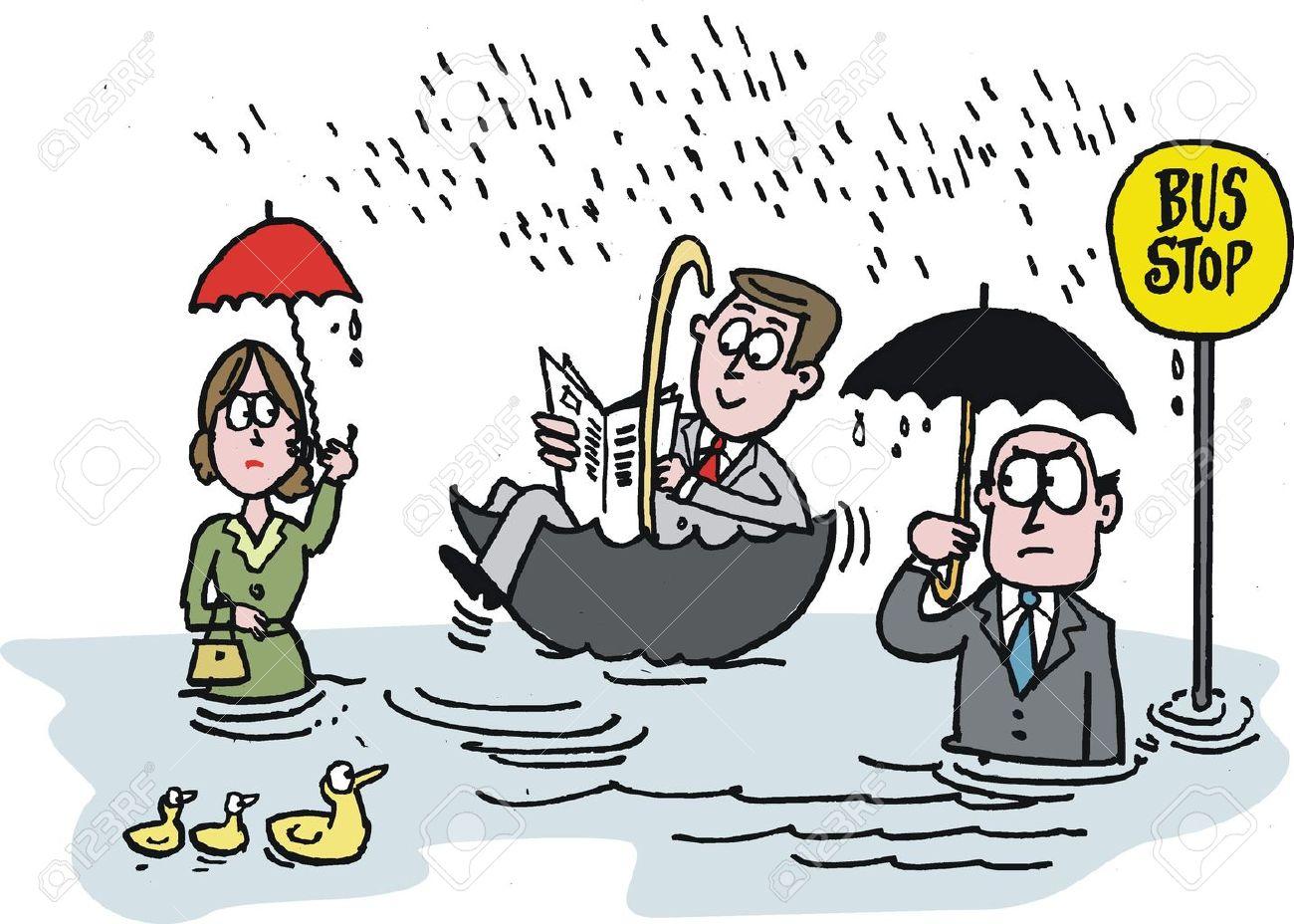 Resultado de imagen de inundaciones dibujos