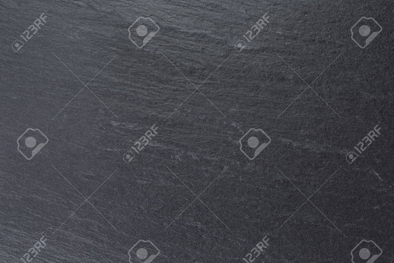 black slate texture. Natural Black Slate Background, High Detailed Texture Stock Photo - 35756612 T